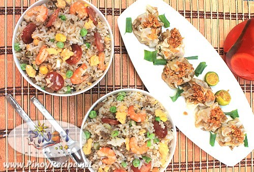 Yang Chow Fried Rice Filipino Recipe