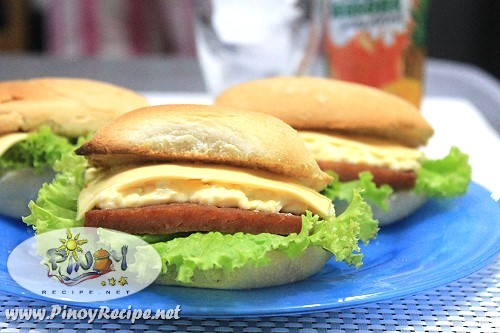spam egg and cheese sandwich recipe