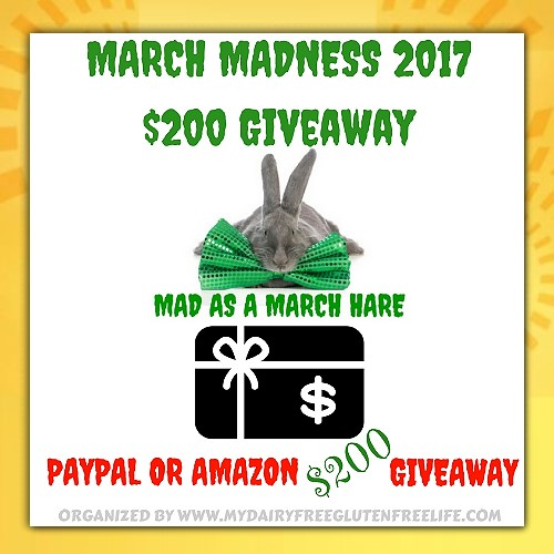 March Madness 2017 Giveaway