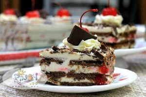 Black Forest Graham Float Recipe
